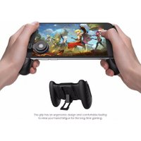 Gamesir F1 Mobile Game Console Pad For Android Ios Mobile Phone Black